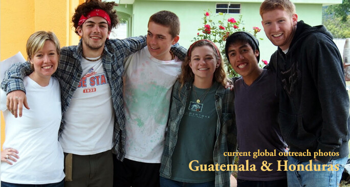 Guatemala and Honduras Photos