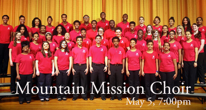 Mountain Mission Choir