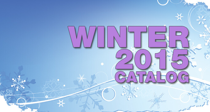 Winter 2014 Catalog