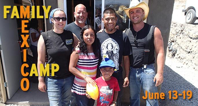 Mexico Family Camp 2015
