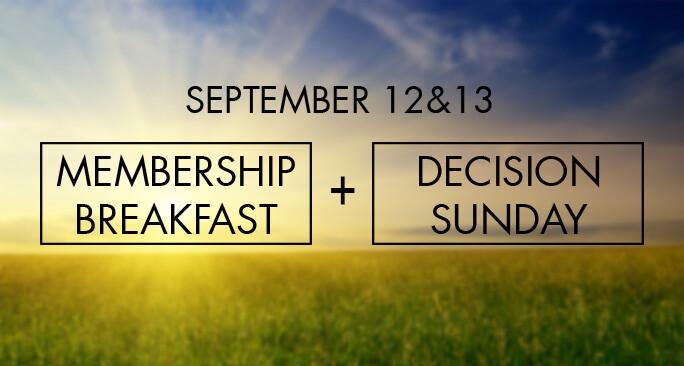 Decision Weekend 2015