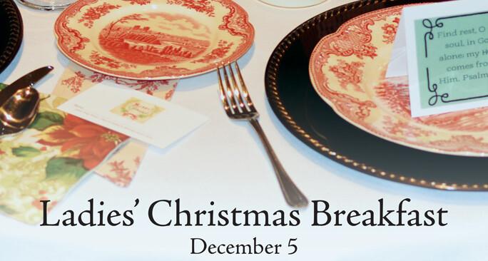 Christmas Breakfast (Women)