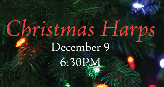 Christmas Harps
