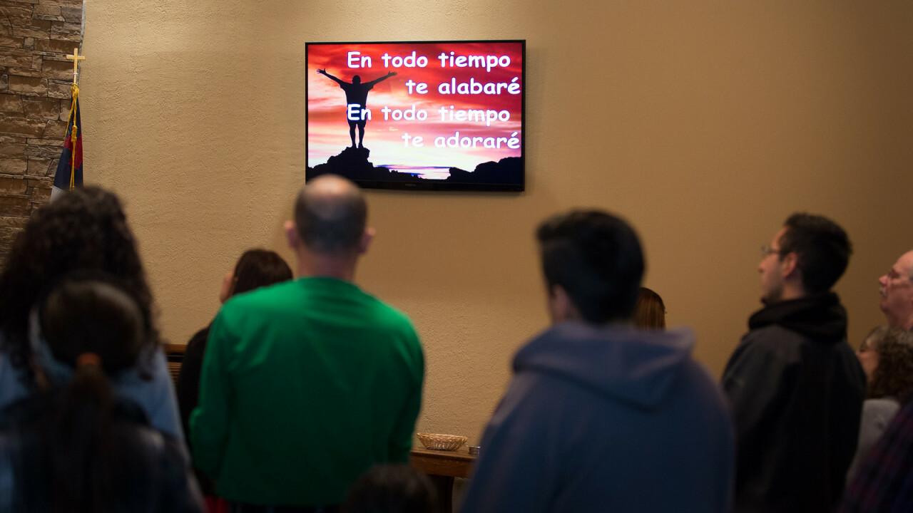 Iglesia Hispana