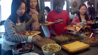 Thanksgiving Hospitality for International Students