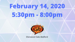 5:30pm - Parents Night Out - Bedford