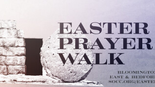 Easter Prayer Walk