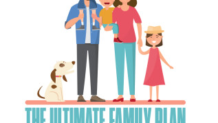 6:00pm - The Ultimate Family Plan - East