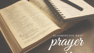 All Day - 21 Day Prayer Experience - West